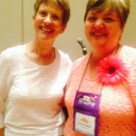 Meeting Susan Elizabeth Phillips at RWA2014