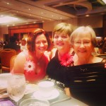RITA Awards 2014 with Pamela Mingle and Jennifer Gottschalk
