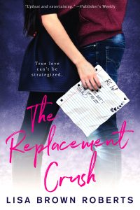 The Replacement Crush book cover