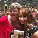 Meeting the fabulous Cecy Robson