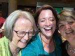 With Jenna Lincoln and Pamela Mingle