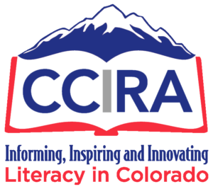 CCIRA logo of book and mountain range